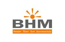 BHM | Fenster Türen Tore Sonnenschutz
