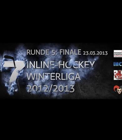 Inline-Hockey Winterliga 2012-2013