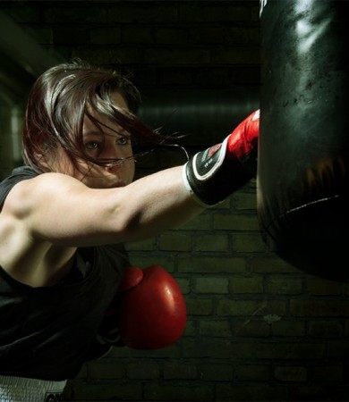 Boxsport in Action