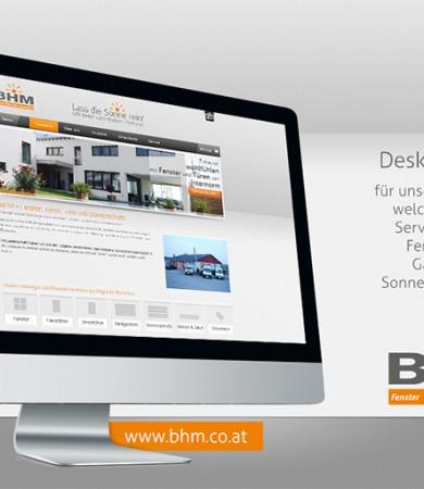 Website Design & Coding Projekt für Handels- & Servicepartner
