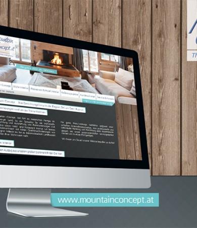 Website Design & Coding Projekt für Einrichtungs Unternehmen