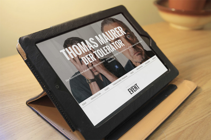 Responsive Design: optimiert für Smartphones, Desktop & Tablet